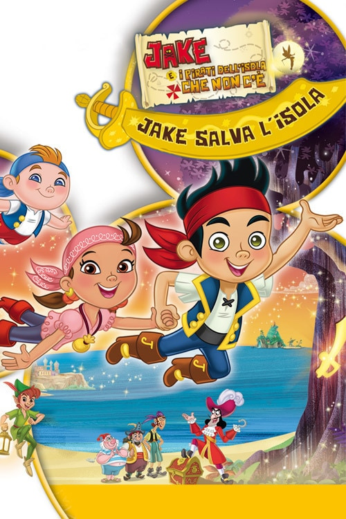 Jake e i Pirati dell'Isola che Non C'è – Jake Salva l'Isola