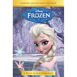 Disney Frozen Read Aloud