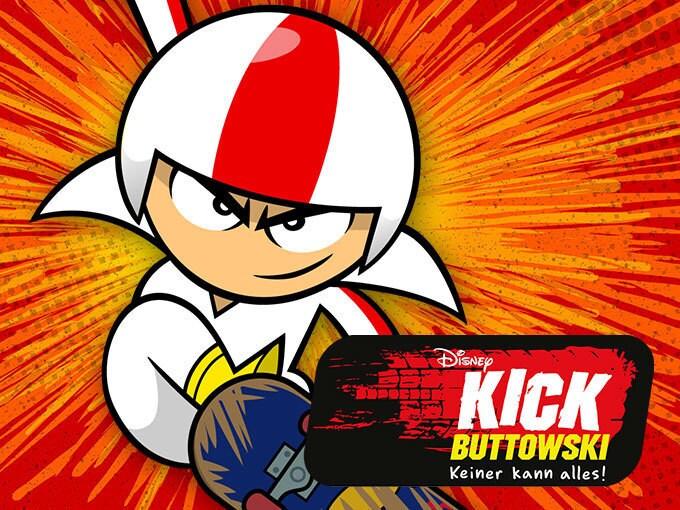Kick Buttowski - Keiner kann alles