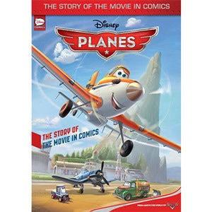 Planes Graphic Novel
