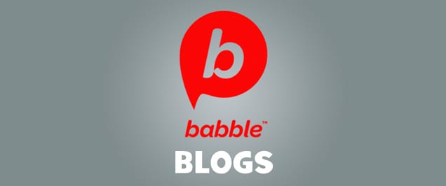 Babble Blogs - Homepage Slider