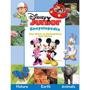 Disney Junior Encyclopedia: Fun Facts to Understand Our World