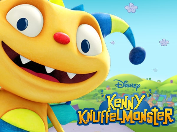 Kenny Knuffelmonster