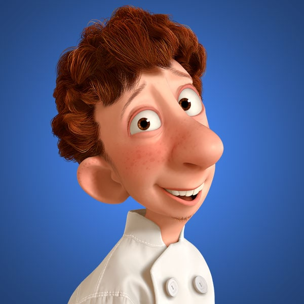 Ratatouille Characters Disney Movies