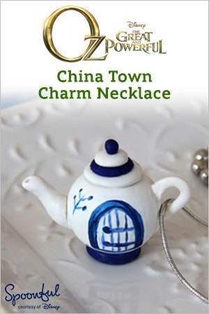 China Town Necklace