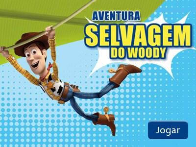 Aventura Selvagem do Woody