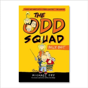 Odd Squad Bully Bait excerpt