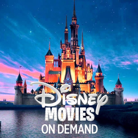 Disney Movies on Demand