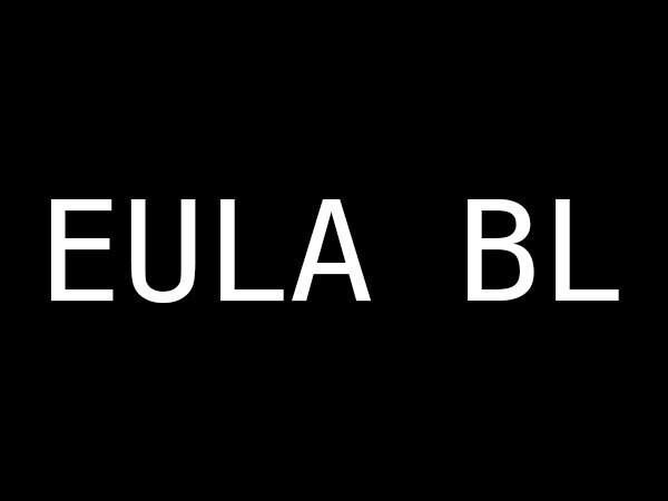 EULA BL