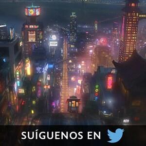 Big Hero 6 Social Asset - Twitter - Aja