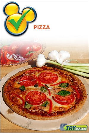 TRYit Recipe - Pizza