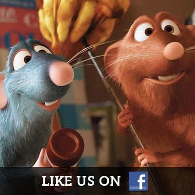 Ratatouille on Facebook
