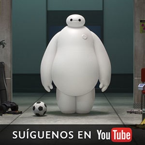 Big Hero 6 Social Asset - YouTube - Aja