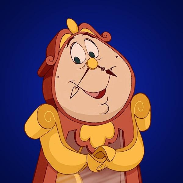 Beauty And The Beast Cartoon Characters | cartoon ...
