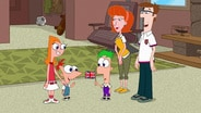 Phineas and Ferb get Busted! (Part 1 and 2)
