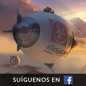 Big Hero 6 Social Asset - Facebook - Aja
