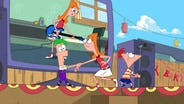 Phineas and Ferb's Musical Cliptastic Countdown