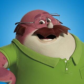 Characters Monsters University Disney Movies