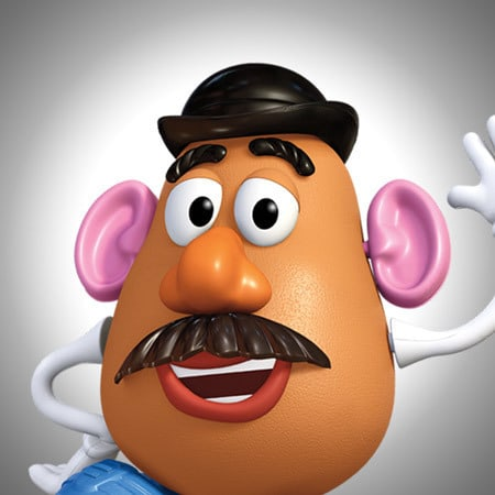 Mr Potato Head Characters Toy Story