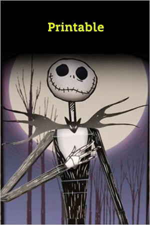 The Nightmare Before Christmas Games Activities Disney Movies