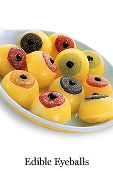 Edible Eye Balls