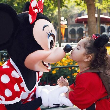 Disneymatkakohteita