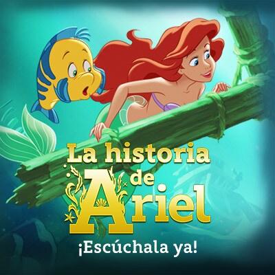 Ariel - Aja Storybook - Stream