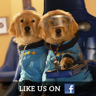 Space Buddies Facebook