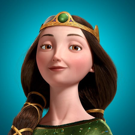 princess name in brave