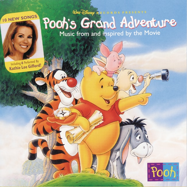 Pooh's Grand Adventure: Soundtrack