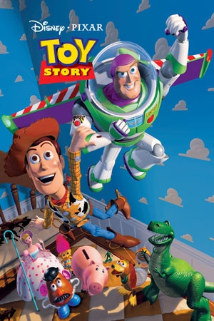 Phone toy story 2 character pictures and names