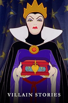 Disney Villains Stories