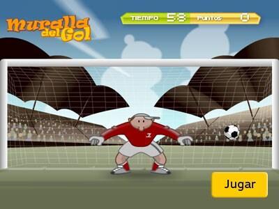La Muralla del Gol