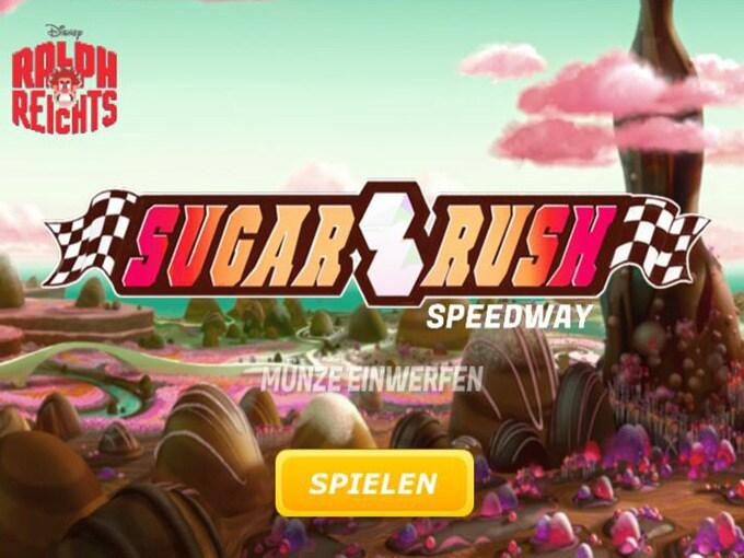 Sugar Rush Speedway