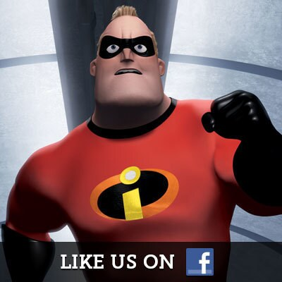 The Incredibles on Facebook