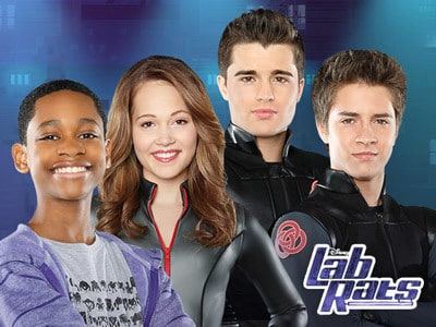Disney Lab Rats (Overall Series)