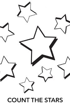 Disney Imagicademy Printable - Count the Stars