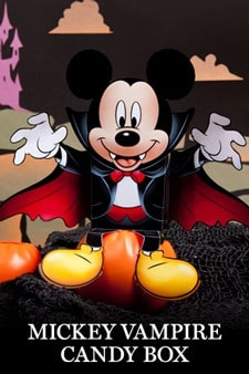 Mickey Mouse - Mickey Vampire Candy Box