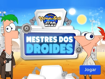 Phineas e Ferb – Star Wars Mestres dos Droides