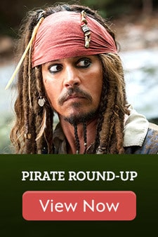 Disney Fandom - Pirates Round Up