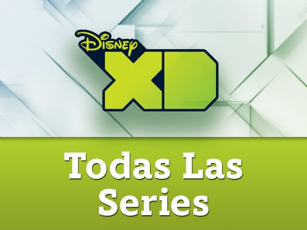 Todas las series de Disney XD