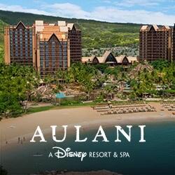 Aulani Resort & Spa Hawaii
