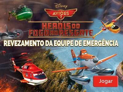 Revezamento da equipe de emergência