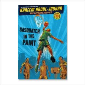 Sasquatch in the Paint Stream