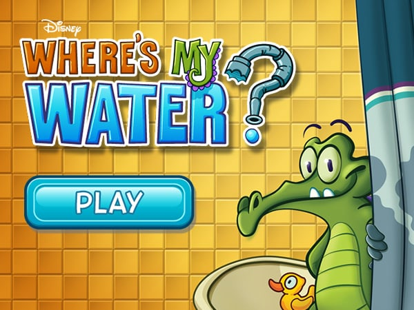 play wheres my water disney lol games - Mickey Mouse Online Games For Toddlers