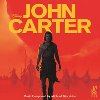 John Carter: Soundtrack