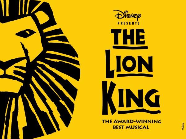 Disney Presents The Lion King. The Award-Winning Best Musical.