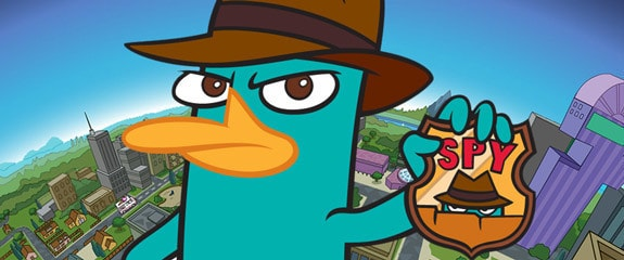 Phineas und Ferb - Geheimauftrag
