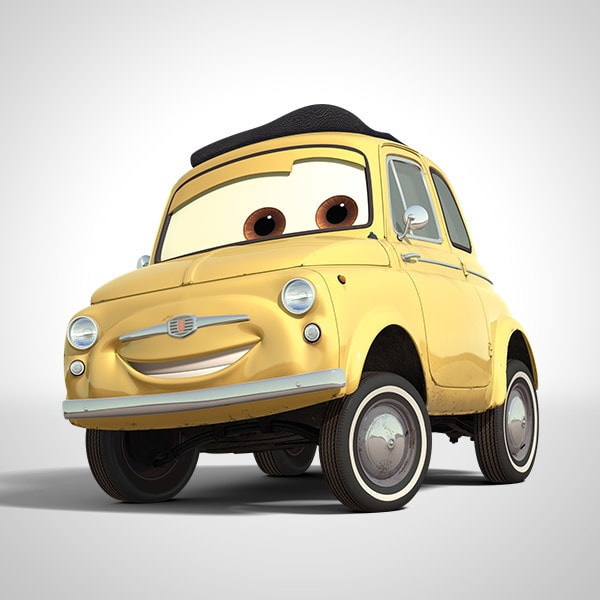 Cars The Movie: Disney Cars