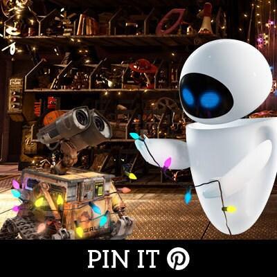 WALL-E on Pinterest